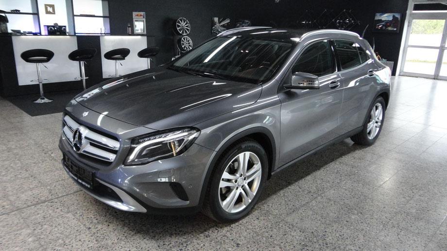 Mercedes-Jahreswagen GLA