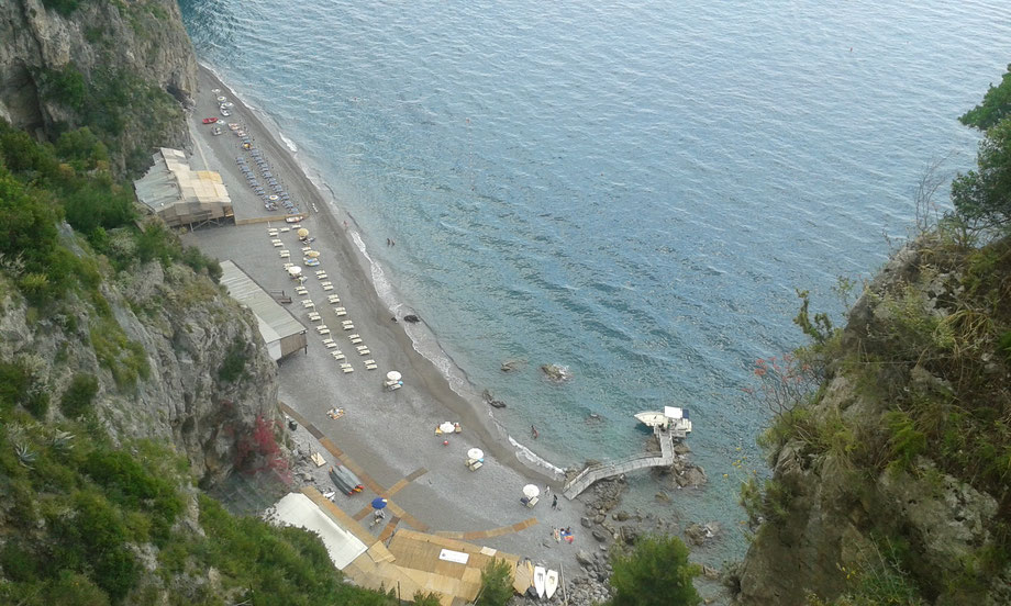 Spiaggia del Duoglio