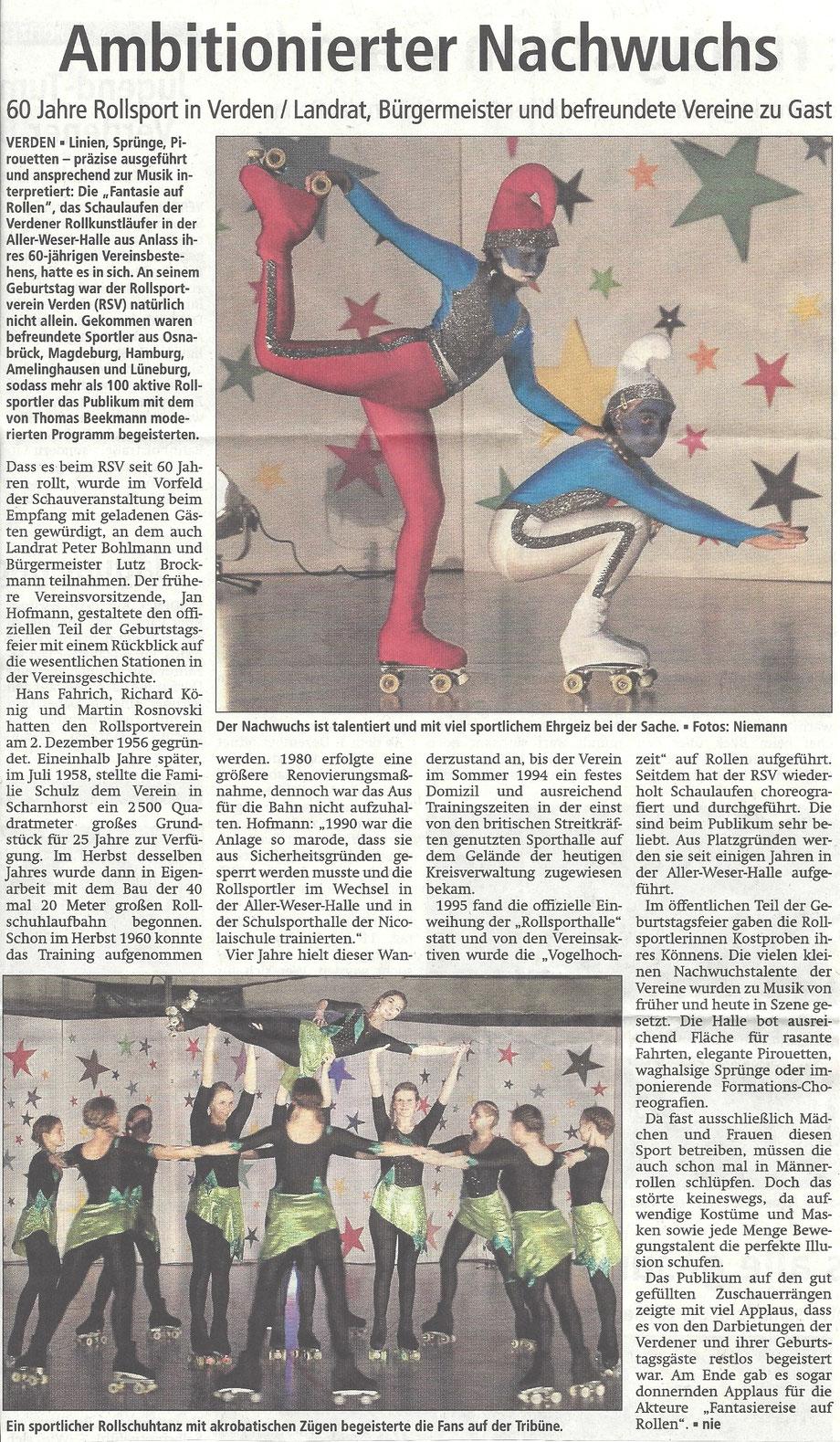 Verdener Aller-Zeitung 22.11.2016