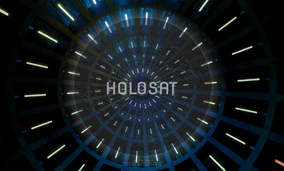 "First ""HOLOSAT"" Preview Special Teaser 2018"