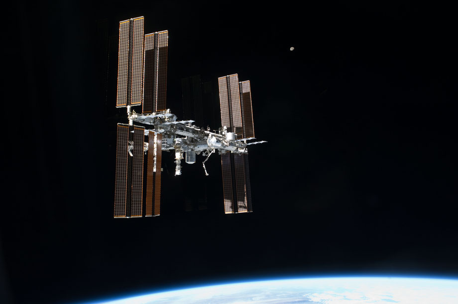 Die ISS | International Space Station | Foto: NASA