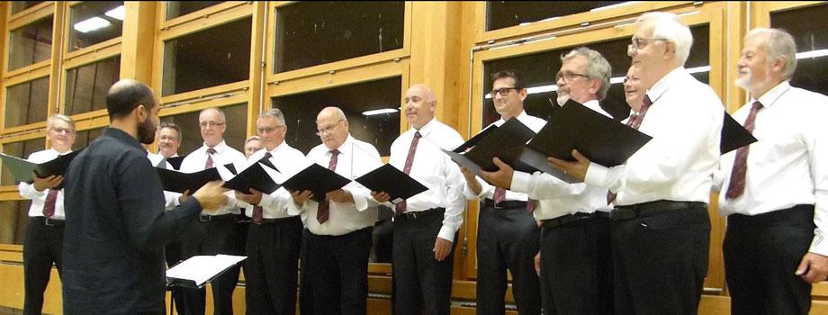 Verein Männerchor Magden Talschaftstreffen Buus