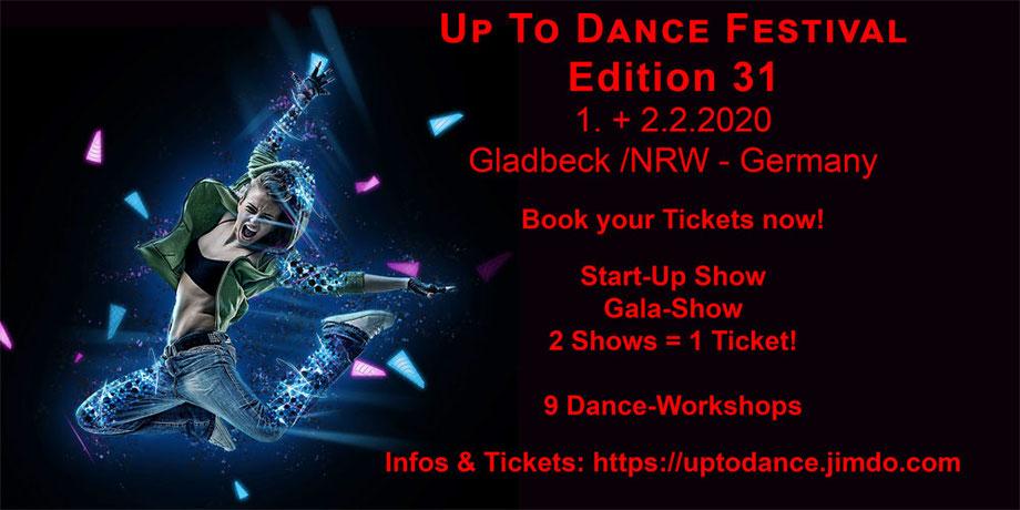 Up To Dance Festival 2020 - Foto: Reinhold Krossa