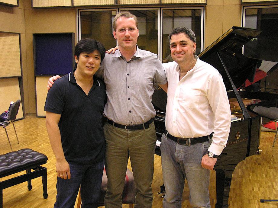 Daishin Kashimoto Konzertmeister Berliner Philharmoniker