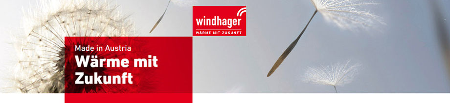 Windhager Produkte sind Made in Austria