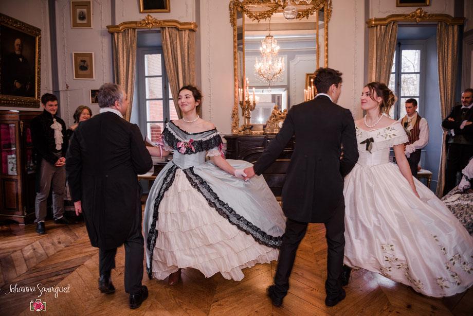Baile seculo 19