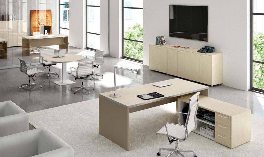 Scrivanie Ufficio Novara : Mobili ufficio novara progettazione e realizzazione