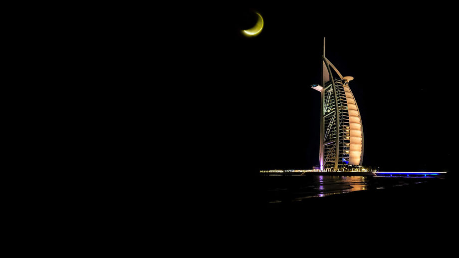 Burij al Arab in Dubai