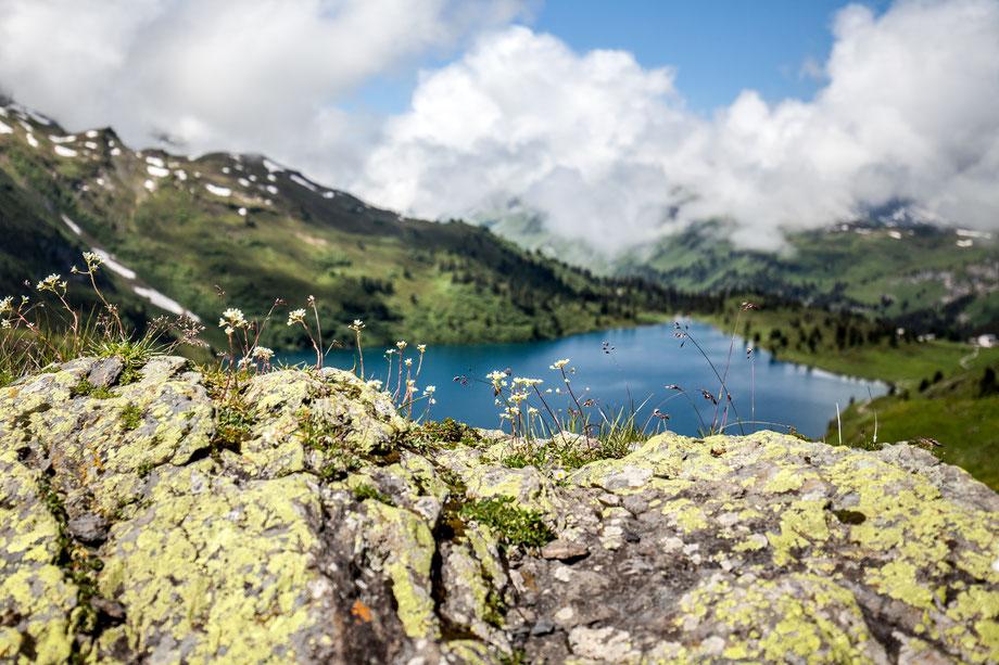 Engstlenalpsee auf der 4-Seen-Wanderung