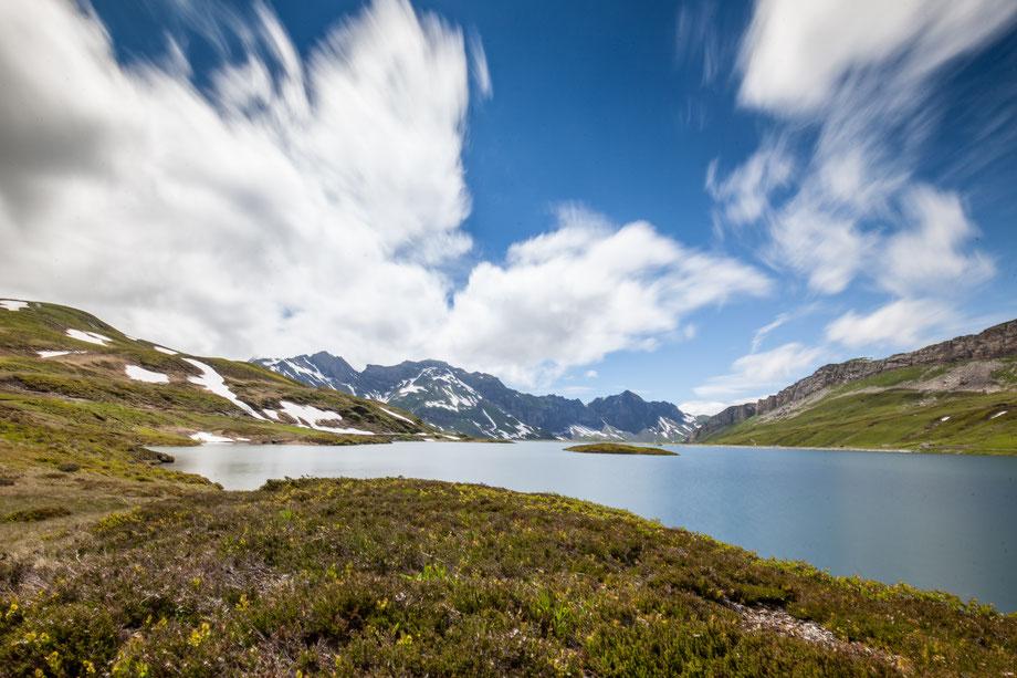 Tannensee auf der 4-Seen-Wanderung