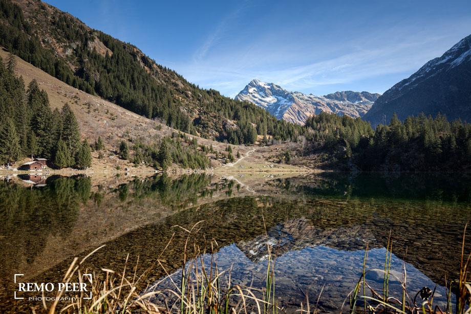 Golzernsee, Wandern im Maderanertal, Uri (von Remo Peer, Fotografie & Design, www.fotoremo.ch)