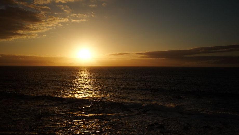 Sonnenuntergang El Hierro | Kanaren