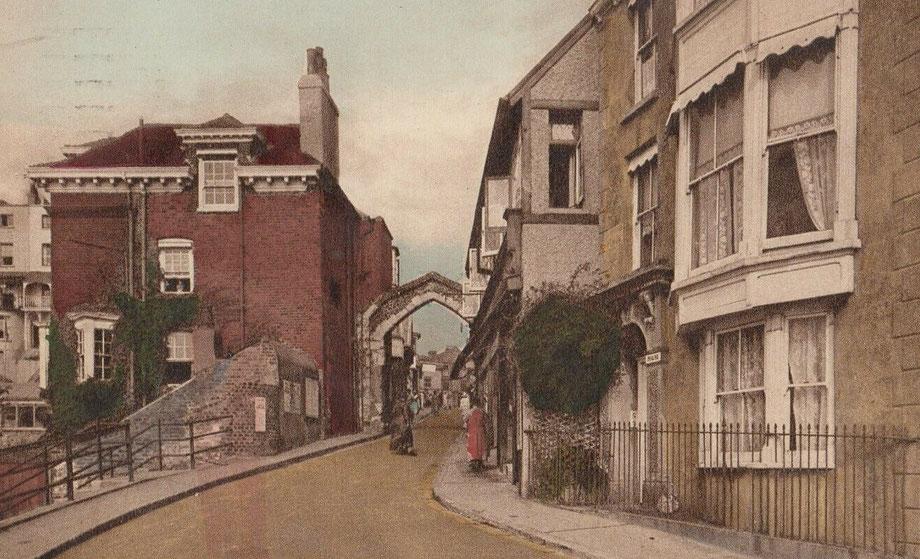 York Gate, Harbour Street, Broadstairs, 1937