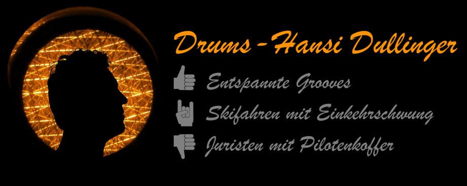 DEEZL, Drums: Hansi Dullinger