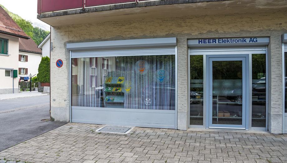 Langgüetlistrasse 2, Koordinaten 723023 213724