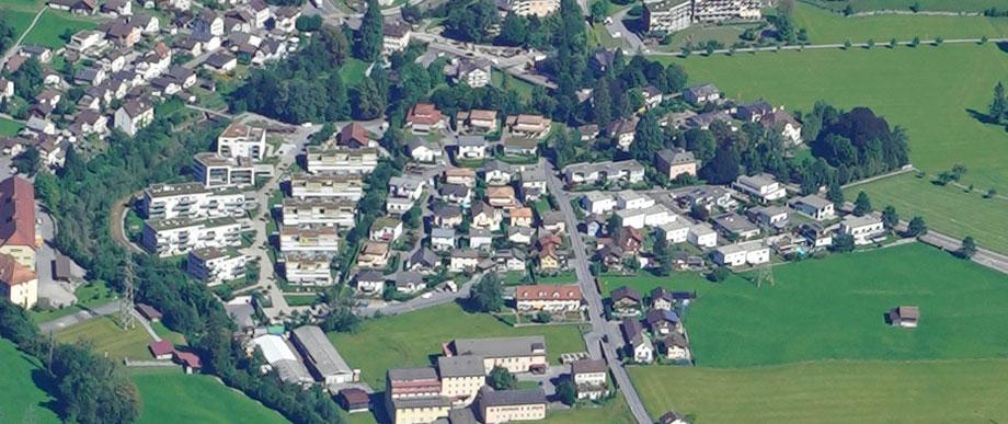 Lerchengut, Fuchsgut, Weid, Risi. Aufnahme vom 9.9.2020