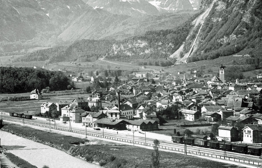 Netstal 1907 (Schönwetter?)