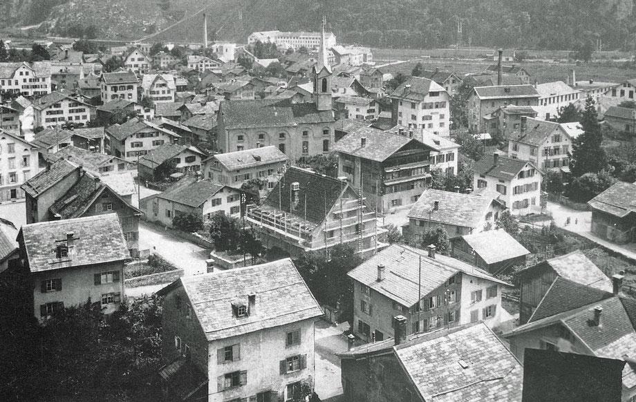 Mitteldorf 1921  (Schönwetter?)