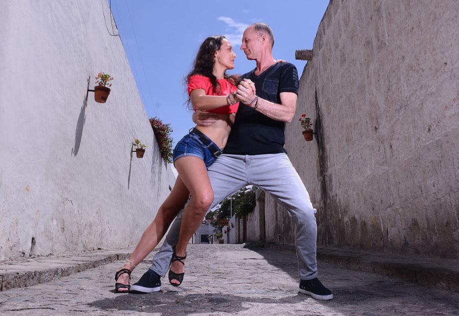 Kizomba New Style - www.nadine-martin-kizomba.com   Clarissa & Martin (Peru/Switzerland)
