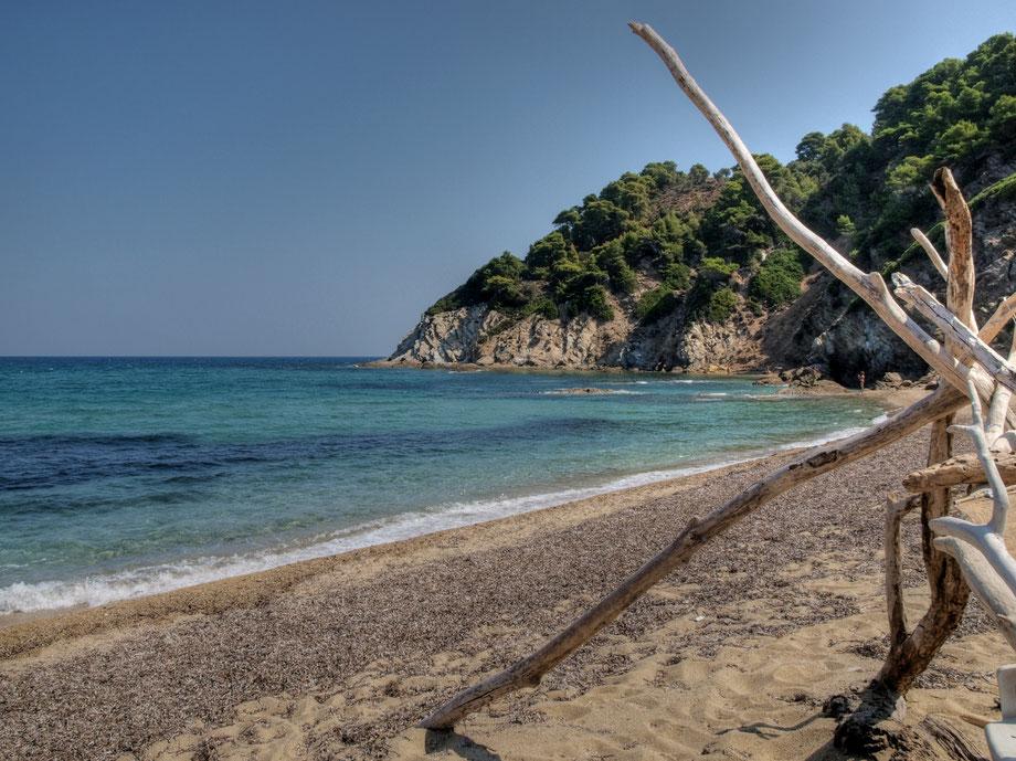 Skiathos, Megalos Aselinos Beach