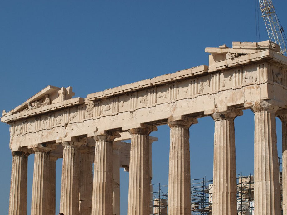 The Parthenon IV
