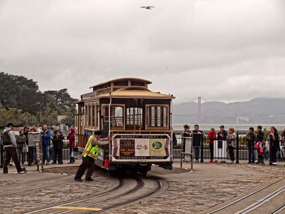 Cable Car Line III