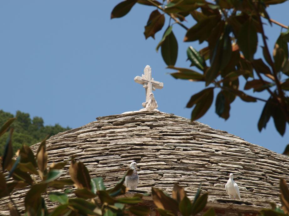 Skiathos, monastery