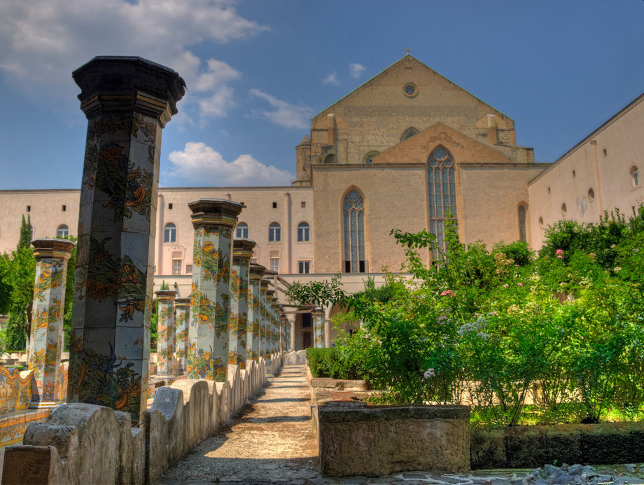 Napoli, Santa Chiara