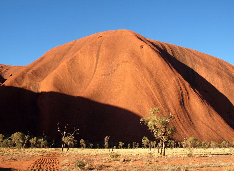 Ayers Rock, Uluru