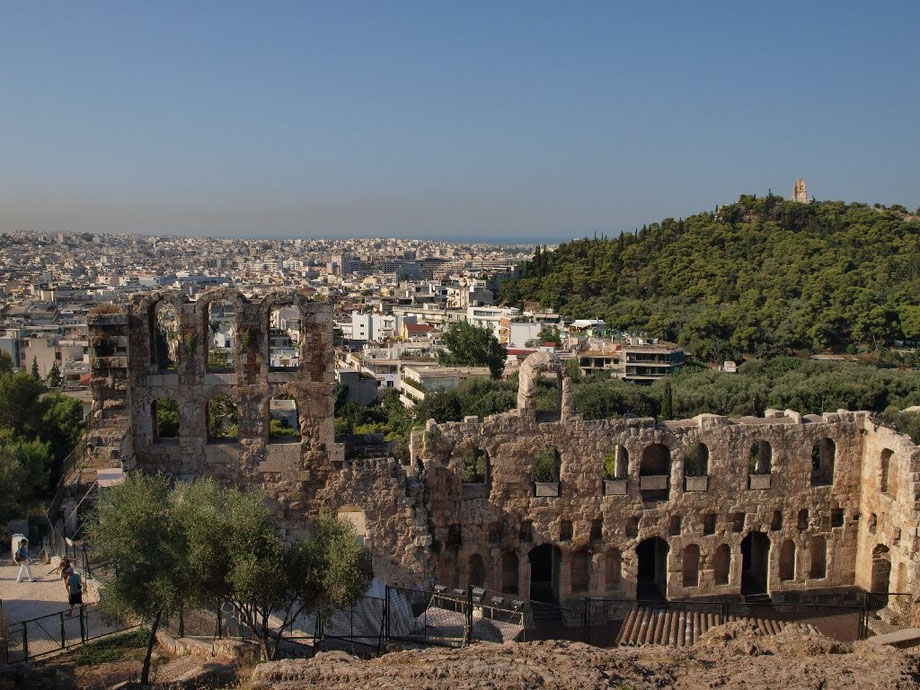 Athens: ancient and modern II