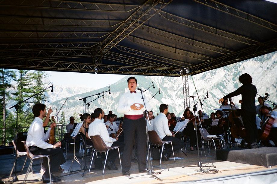 "Summer in the Alps: Bardonecchia 2015 ""Concerto d'Altura"" (with Lomo LC-A + camera and Lomography 400 film)"