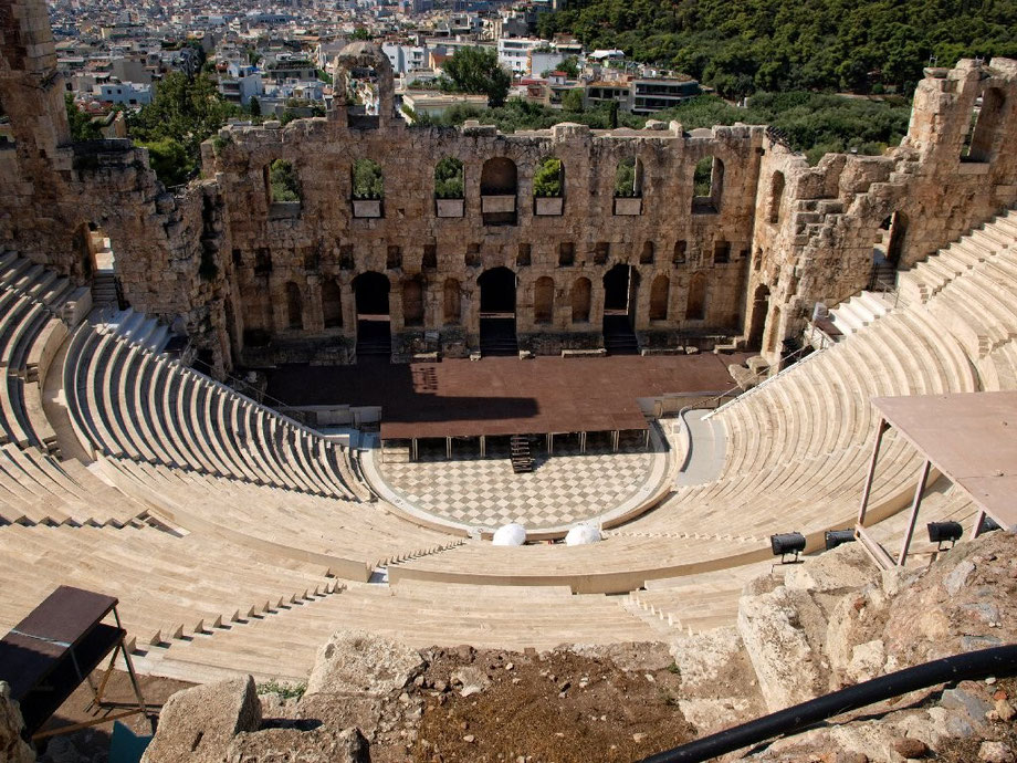 Athens: ancient and modern IV