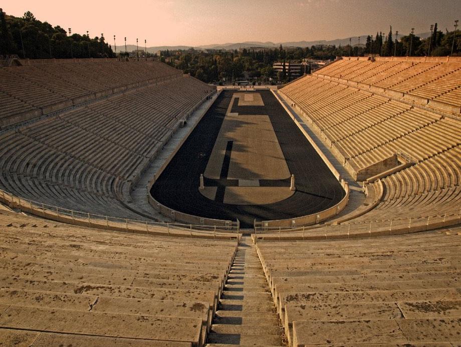 Stadio Panatenaico, Atene