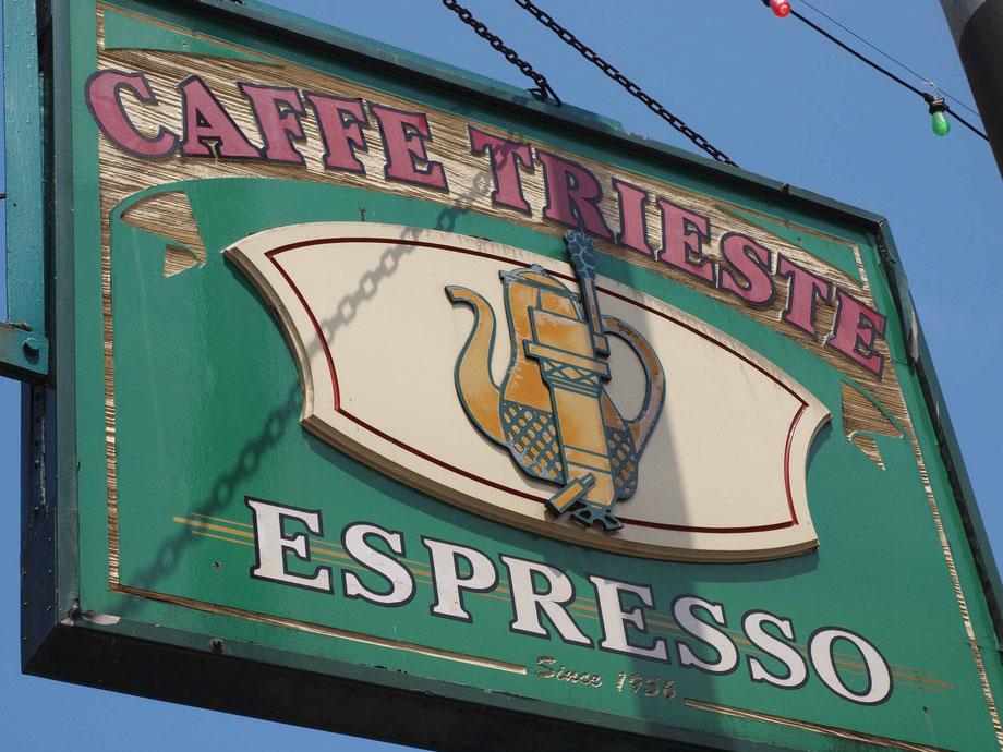 Caffé Trieste