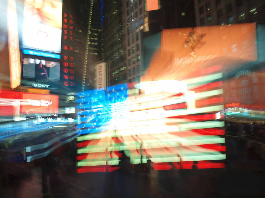 Times Square Lights II