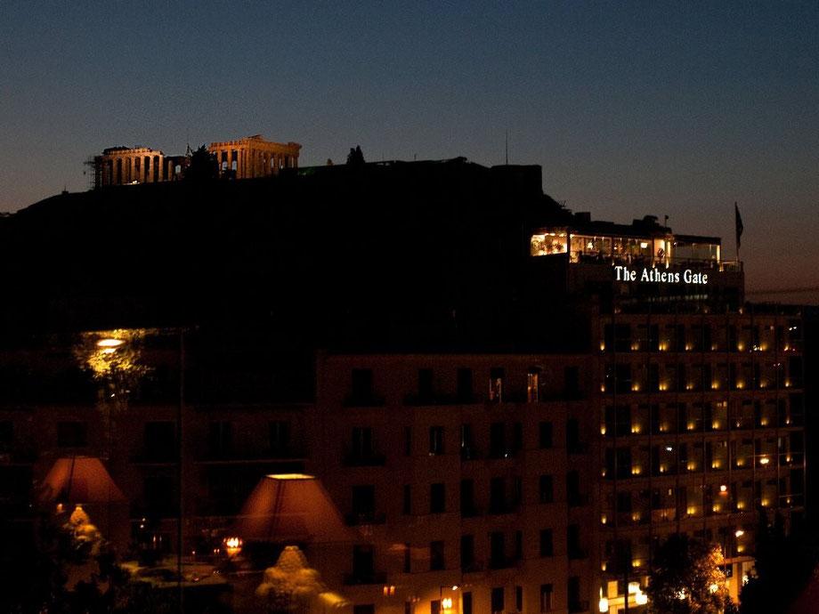 Athenian Night Panorama II