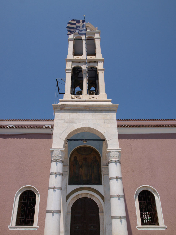 Skiathos, Three Hierarchs Church