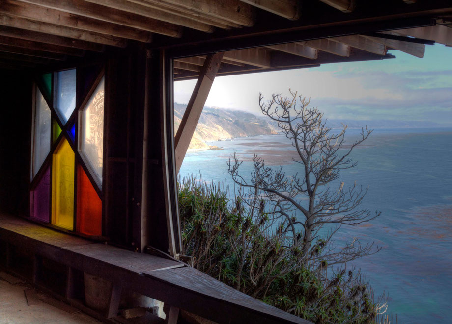 Edmund Kara's cabin