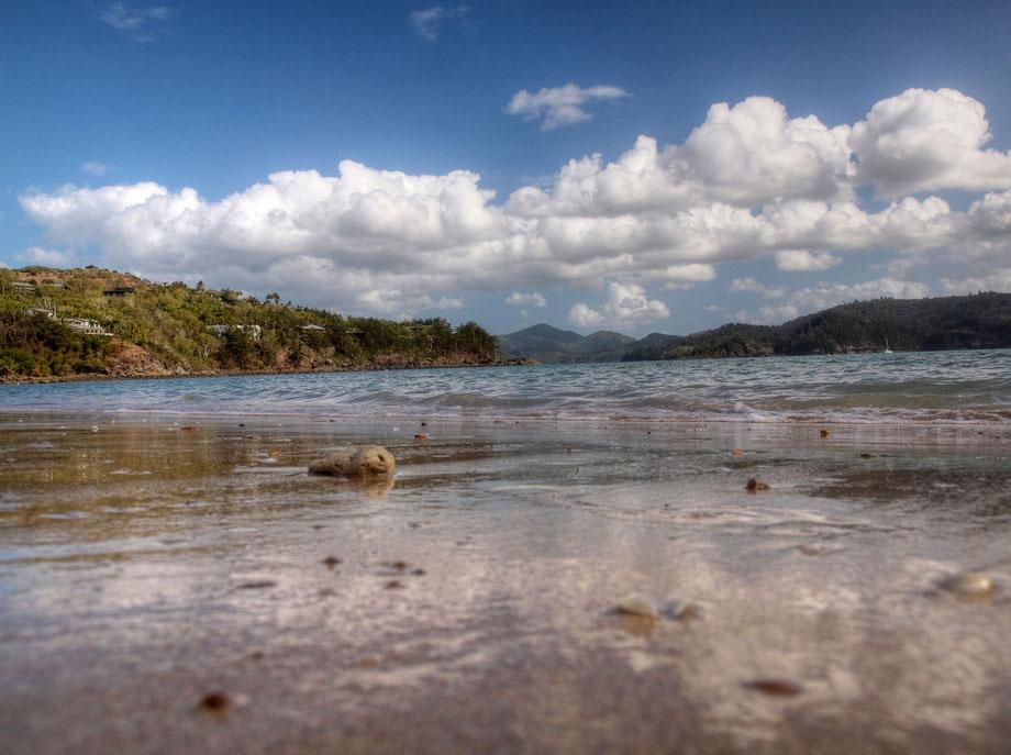 Hamilton Island, Coral Sea