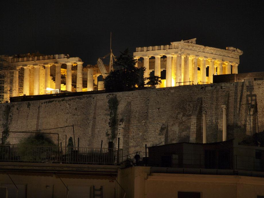 Il Partenone, Athens 2016
