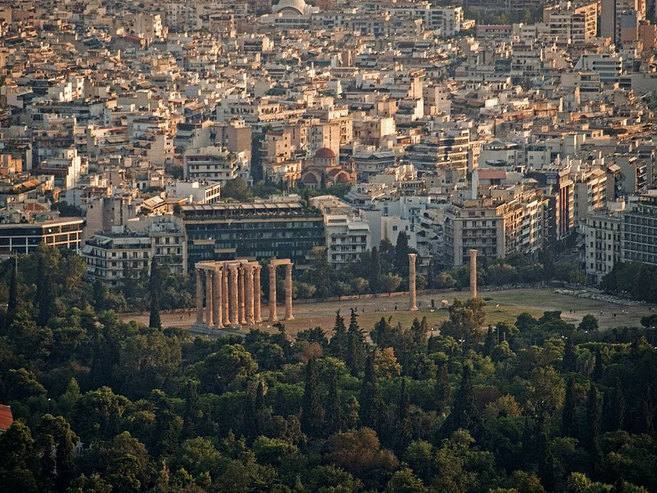 Athens: ancient and modern VI