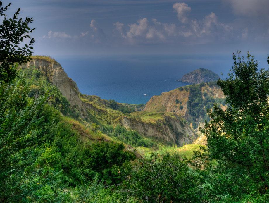 Ischia, all'origine dell'acqua termale (zona della Sorgente Nitrodi)