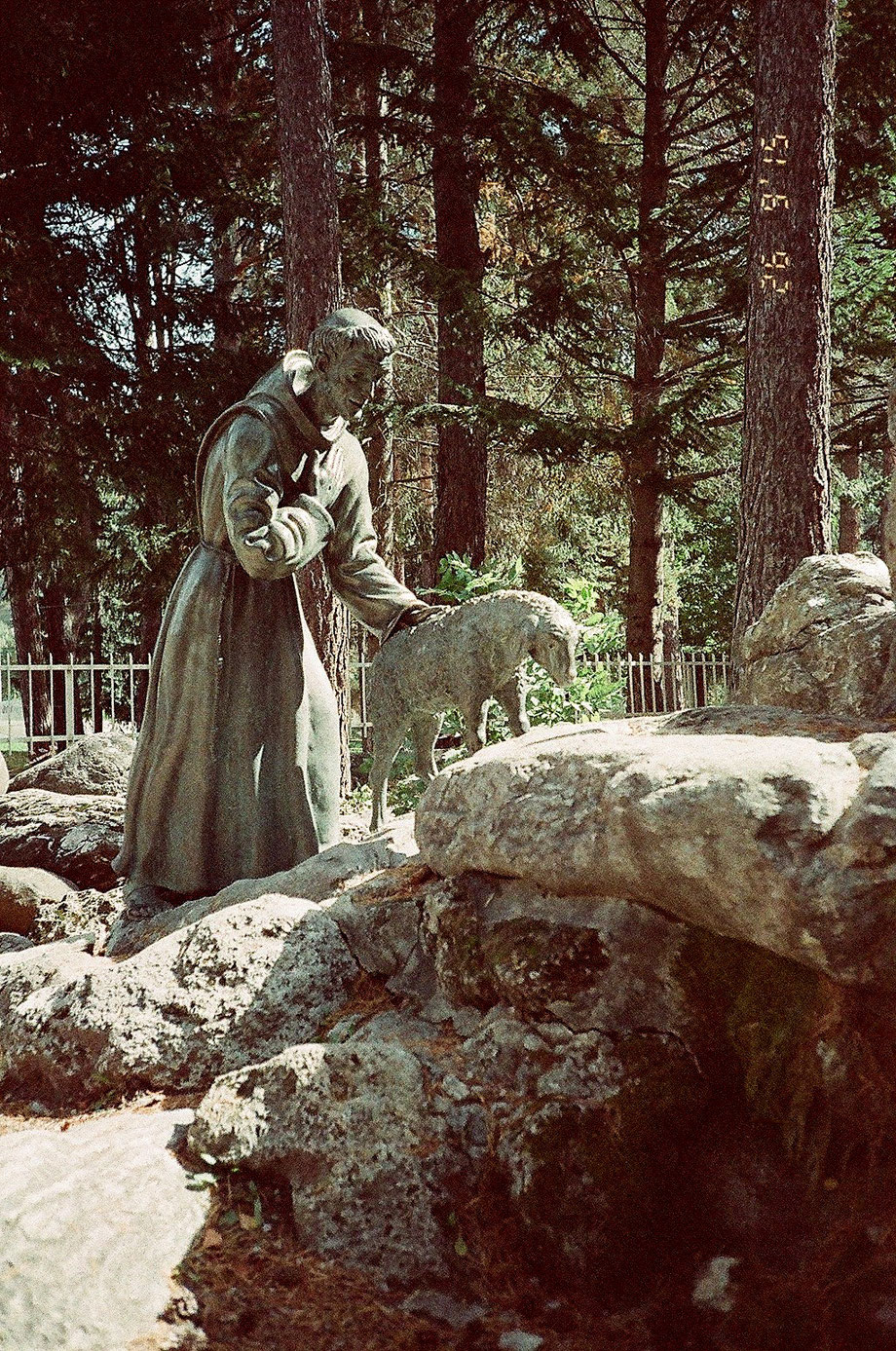 San Francesco (with Leica Mini and Adox Color Implosion Film)