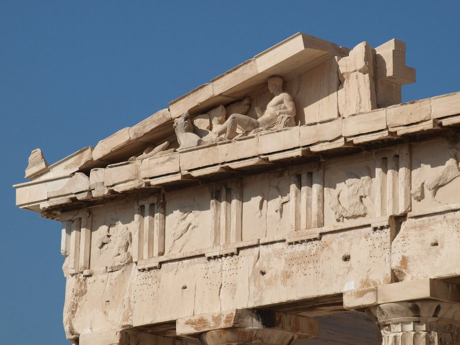 The Parthenon II
