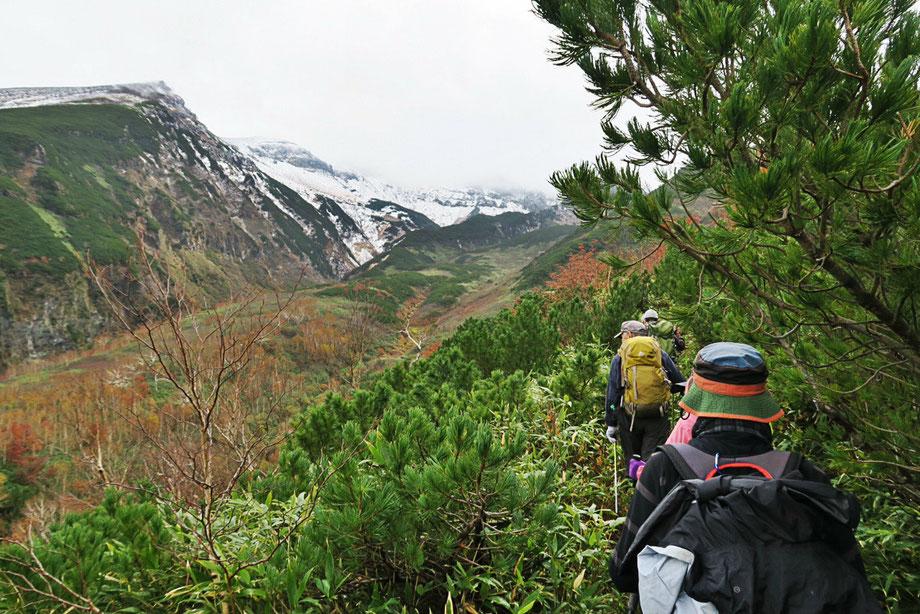 Daisetsuzan-snow-ski