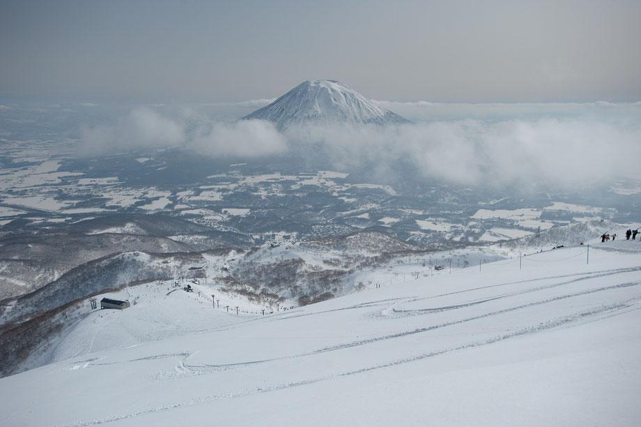 Niseko-Annupuri-peak