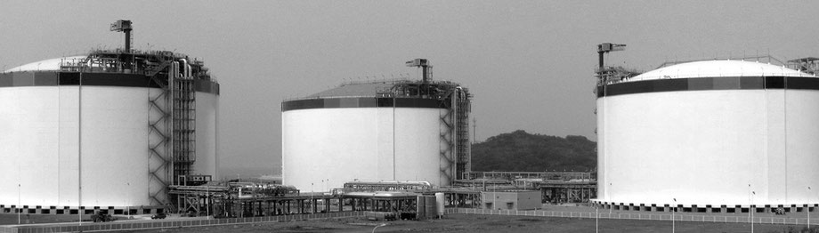 Zhejiang LNG Terminal, Ningbo, People's Republic of China