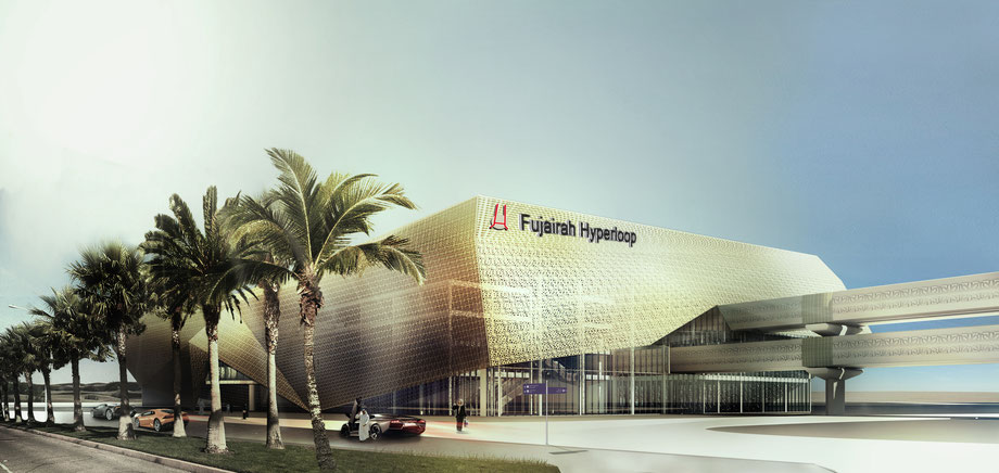 Hyperloop Fujairah