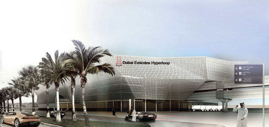 Dubai Emirates Hyperloop