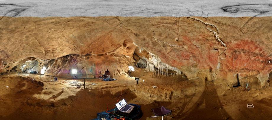 Scan 3D Cueva de Tito Bustillo